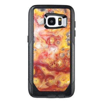Crazy Lace Agate Pattern OtterBox Samsung Galaxy S7 Edge Case