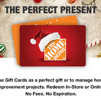 The Home Depot Gift Card | Mobile