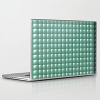 Padded - Green Laptop & iPad Skin by Lyle Hatch | Society6
