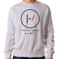 Blurryface Twenty One Pilots  2372 Sweater Man and Sweater Woman