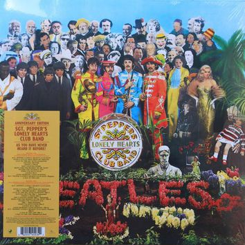 Beatles - Sgt. Peppers Lonely Hearts Club Band (2 X LP) - 50TH EDITION