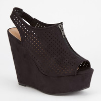 SODA Arana Womens Wedges | Heels & Wedges