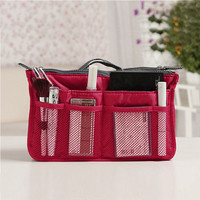Hot 2016 New Women Ladies Desk Makeup Organizer Underwear Drawer Cosmetic Organiser Container Storage Boxes For Traval Bag Z1