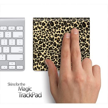 Leopard Animal Print Skin for the Apple Magic Trackpad