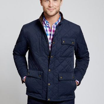 The Banff Jacket - Navy