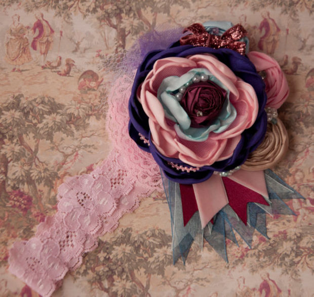 Branch of Pink Roses ITD R747 Rice Paper for Decoupage Scrapbooking