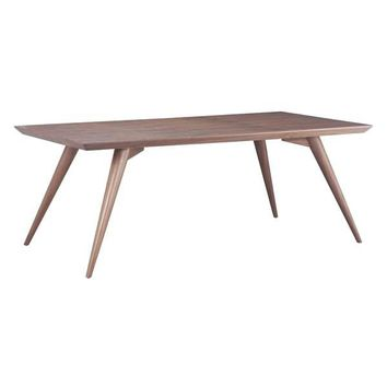 Stockholm Dining Table Solid Wood