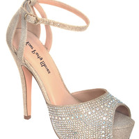 Embellished Prom Sandals Your Party Shoes Taylor 810
