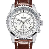 The Albany Leather Watch