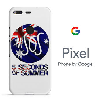 5SOS Australian Flag Google Pixel XL Phone 3D Case