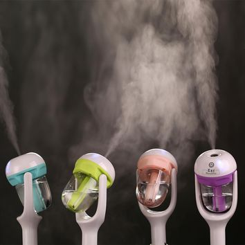 Aromatherapy Car Humidifier and Freshener