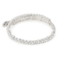 Alex and Ani Snowbell Crystal Wrap Bracelet | Nordstrom