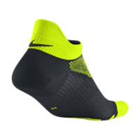 Nike Elite Lightweight No-Show Running Socks Size