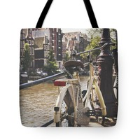 """Chained Melody Tote Bag for Sale by Ivy Ho (18"""" x 18"""")"""
