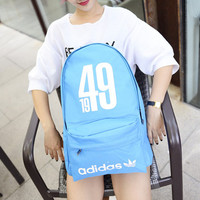 """Adidas"" Casual Style Laptop Bag Shoulder Bag School Backpack Travel Bag"
