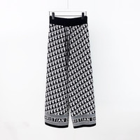 Dior Women Knit Pants