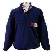 All Prep Pullover in Navy by Southern Proper