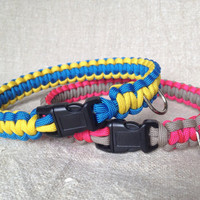 Paracord Dog Collar (Narrow)
