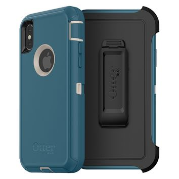 OtterBox DEFENDER SERIES Case For Apple iPhone X 10