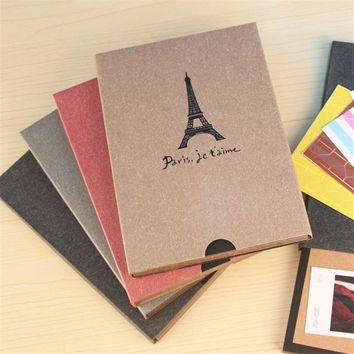 DIY Handmade Photo Album Memory Record Scrapbook Album Craft Paper Photo Albums for Wedding Baby Picture Birthday Gift Scrapbook