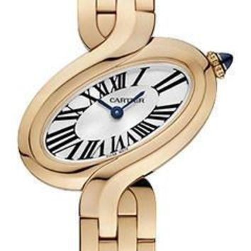 Cartier - Delices de Cartier Small Pink Gold