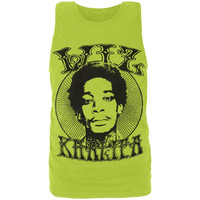 Wiz Khalifa - Face Tank Top