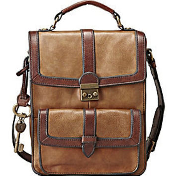 Fossil Vintage Re-Issue Double Flap - eBags.com