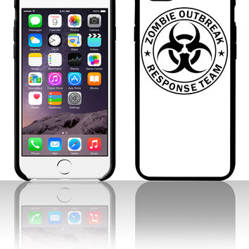 Zombie Outbreak Response Team 5 5s 6 6plus phone cases