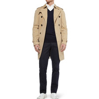 Burberry London - Cotton-Gabardine Trench Coat | MR PORTER