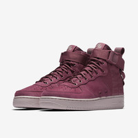 Nike SF Air Force 1 Mid Force Is Female Women's Shoe. Nike.com