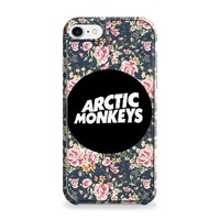Arctic Monkeys Floral Vintage iPhone 7 | iPhone 7 Plus Case