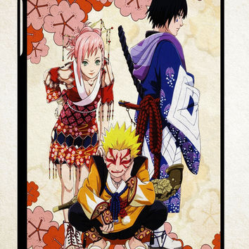 Naruto Desktop Wallpaper X1523 iPad 2 3 4, iPad Mini 1 2 3, iPad Air 1 2 , Galaxy Tab 1 2 3, Galaxy Note 8.0 Cases