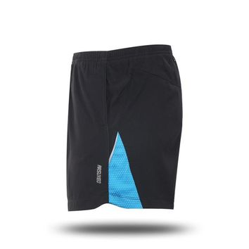 Men's 2 In 1 Men's Running Shorts Men Sport Shorts Marathon Tennis Fitness Crossfit GYM Shorts With Back Zipper Pocket