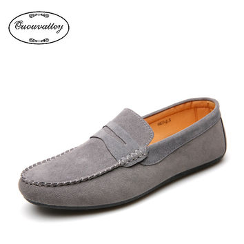 Men Loafer Shoes Fashion Casual