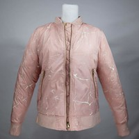 Urban Infusion Rose Blush Bomber (SOLD OUT)