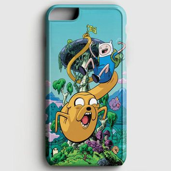 Adventure Time Wow 4 iPhone 7 Case