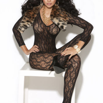 EM-8503 - Lace Body Stocking