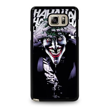 BATMAN THE KILLING JOKE Samsung Galaxy Note 5 Case