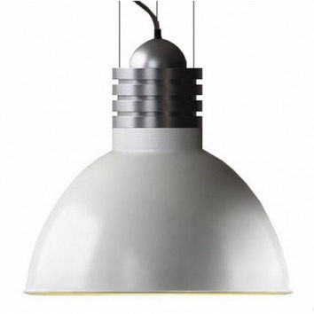 Retro euro innovative modern concise industrial aluminum pendant lamp light