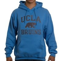 UCLA Arch Bear Hooded Sweatshirt - Blue