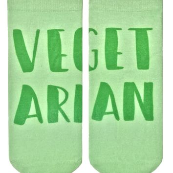 Vegetarian Ankle Socks