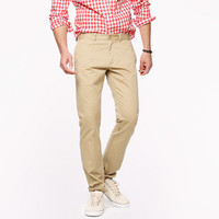 Essential chino in 484 fit - 484 - Men's pants by fit - J.Crew