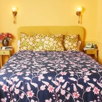 Dips and Bedspreads Duvet Cover Set in Full/Queen | Mod Retro Vintage Decor Accessories | ModCloth.com