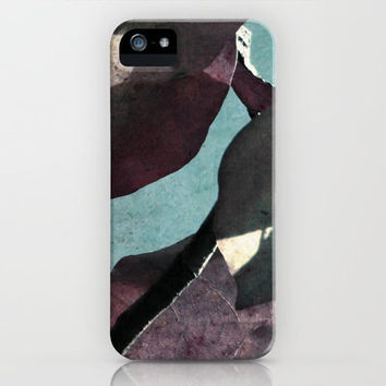 Fall Leaves  iPhone Case by Stacy Frett