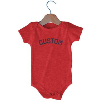 Customizable City Onesuit by Mile End-6-12 Months