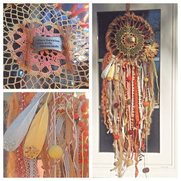 Dreaming of spring dreamcatcher