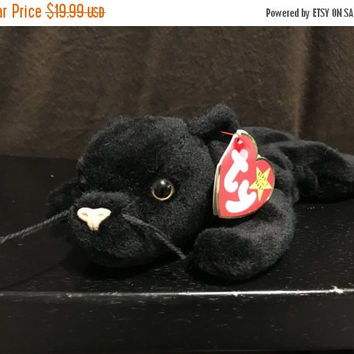 "5 DAY SALE (Ends Soon) 1995 Rare Original ""Velvet"" Beanie Baby"