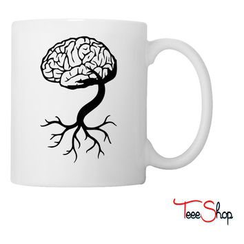 brain roots Coffee & Tea Mug