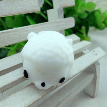 Fun Novelty Antistress Ball Toy Cute  Emotion Vent Ball Resin Relax Doll Adult Stress Relieve Novelty Toys Gift .