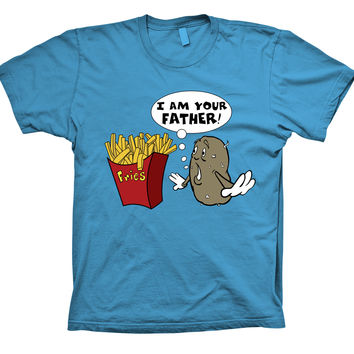 French Fries Funny T-shirt